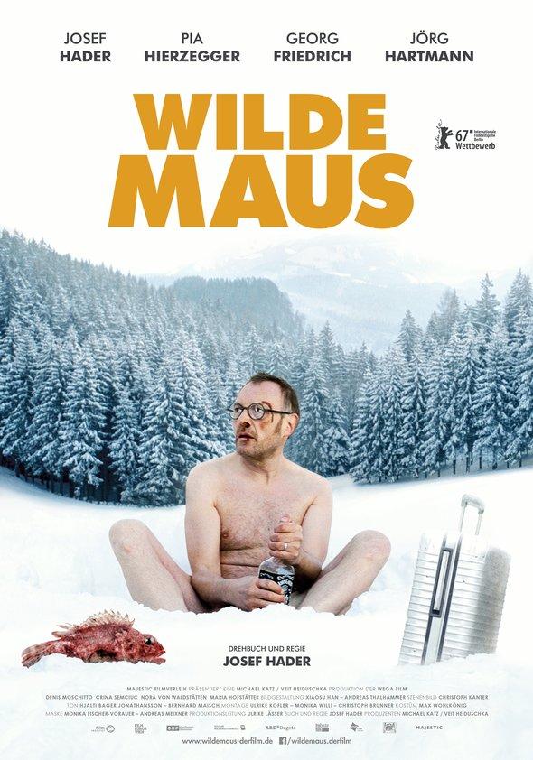 Wilde Maus Poster