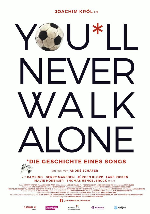 You'll Never Walk Alone - Die Geschichte eines Songs Poster