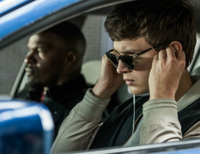 Baby Driver © Sony Pictures
