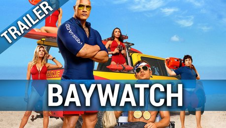 Baywatch - Trailer 1 Poster