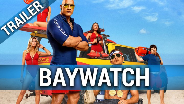 Baywatch - Trailer 2 Poster