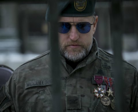 """Woody Harrelson als Colonel in """"Planet der Affen: Survival"""" © Twentieth Century Fox"""