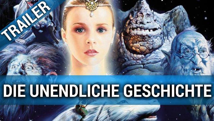 Die unendliche Geschichte - Trailer Poster