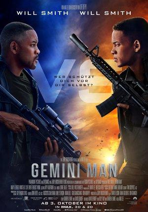 Gemini Man Kino