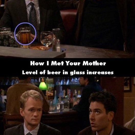 How I Met Your Mother - Augen zu und durch: Die 20 trashigsten TV-Serien-Fehler (#4) Poster