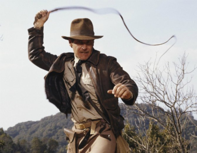 Indiana Jones 5 Text