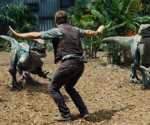 """""""Jurassic World 2"""": Neues Bild könnte erstmals Hybrid-Raptor zeigen"""