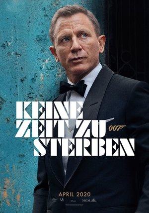 Plakat: JAMES BOND 007- Keine Zeit zu sterben