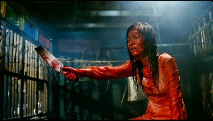 Uhrwerk Orange - Bei diesen Szenen müssen selbst Horror-Fans schlucken! (#3) Poster