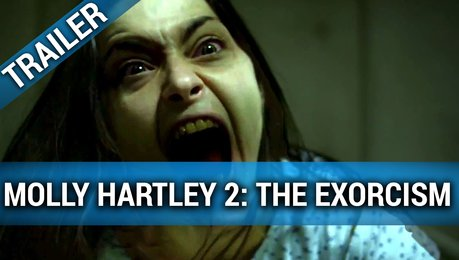 Molly Hartley 2: The Exorcism - Trailer Englisch Poster