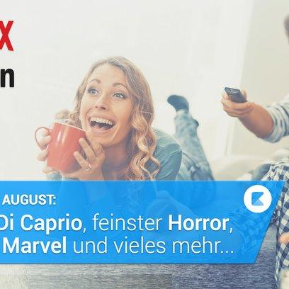 Lucifer - Streaming-Highlights im August 2017: 12 Filme & Serien, die ihr nicht verpassen dürft (#1) Poster