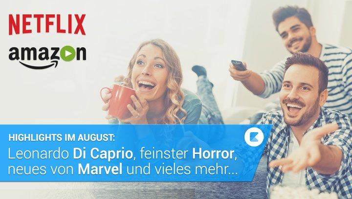 Arlo & Spot - Streaming-Highlights im August 2017: 12 Filme & Serien, die ihr nicht verpassen dürft (#1) Poster