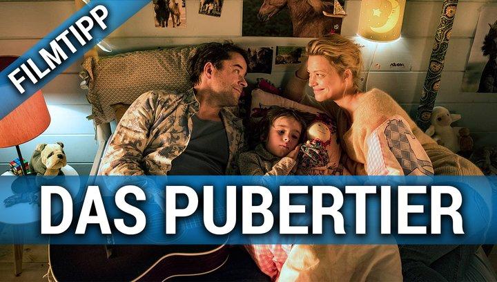 Das Pubertier - Filmtipp Poster