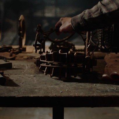 """Jigsaw - Seht hier die fiesen neuen Fallen aus """"Jigsaw""""! (#4) Poster"""