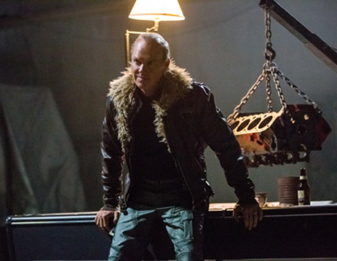 Spider Man Homecoming Vulture Michael Keaton