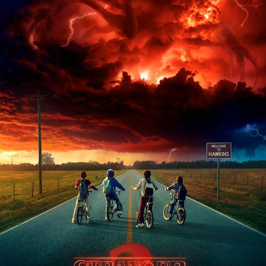 Stranger Things - Stranger Things: Staffel 2 - Alle Bilder (#2) Poster