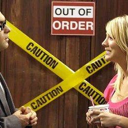 """The Big Bang Theory - """"Friends"""" und Co.: Diese Serien-Pärchen konnten sich in Wahrheit nicht ausstehen (#4) Poster"""