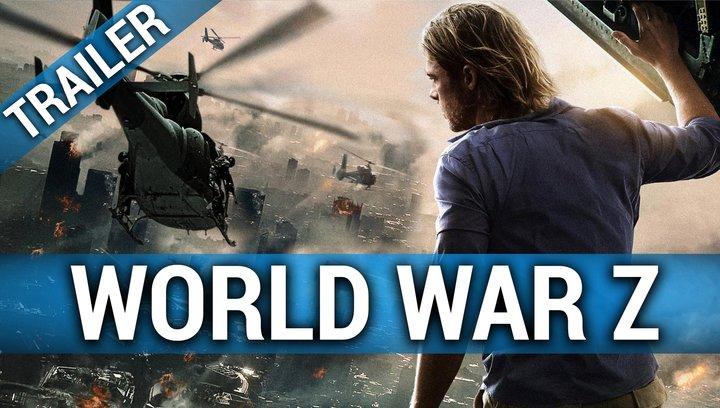 World War Z - Zuschauerreaktionstrailer Poster