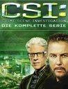 CSI: Crime Scene Investigation - Die komplette Serie Poster