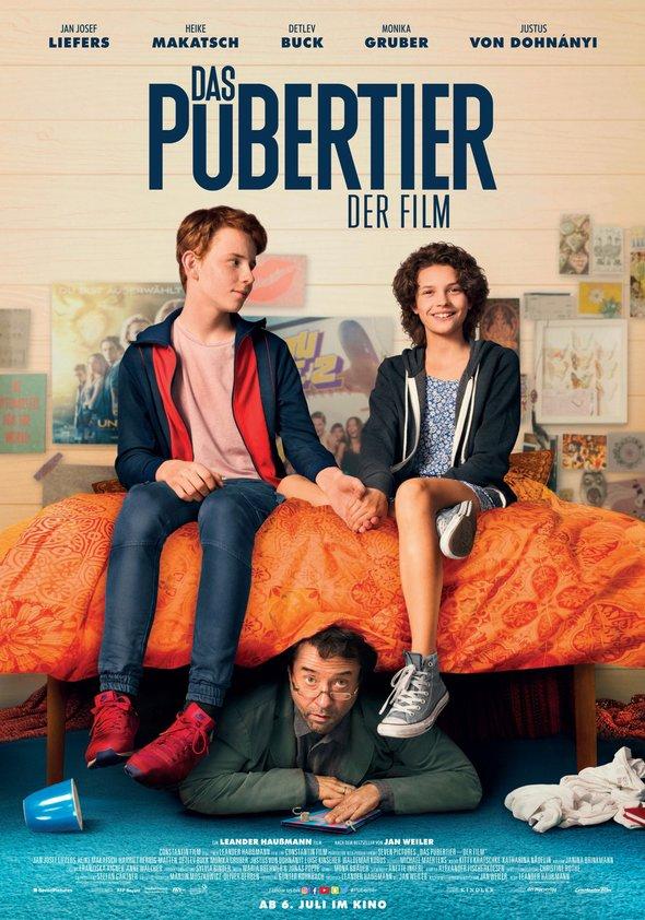 Plakat: Das Pubertier