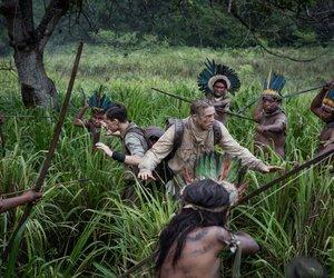 Charlie Hunnam erlebt Dschungel-Abenteuer