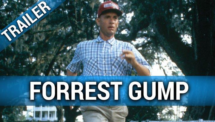 Forrest Gump - Trailer Poster