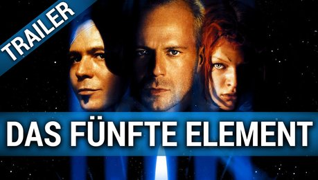 Das fünfte Element - Trailer WA Deutsch Poster