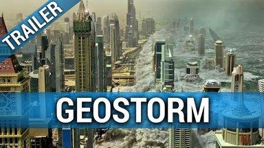 Geostorm Trailer