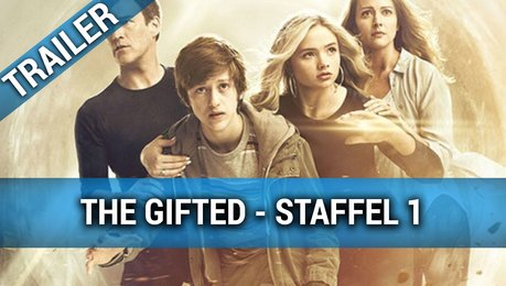 The Gifted Trailer Poster
