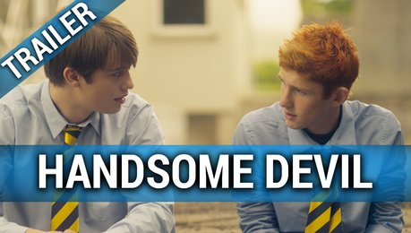 Handsome Devil - Trailer OmU Poster