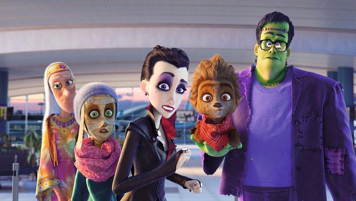 Happy Family - Trailer Deutsch Poster