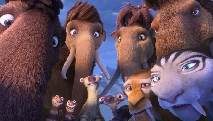 Ice Age Collision Course Special Trailer - Scrat-astrophe Poster