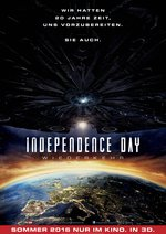 Independence Day: Wiederkehr Poster