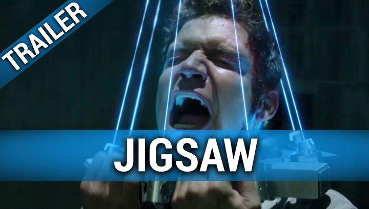 Jigsaw - Trailer Poster