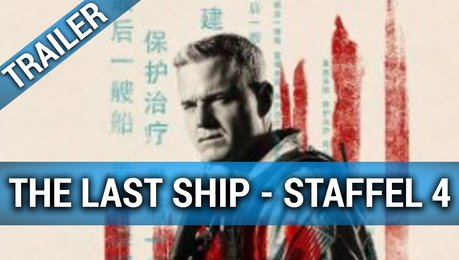 The Last Ship - Staffel 4 - Trailer SDCC Englisch Poster