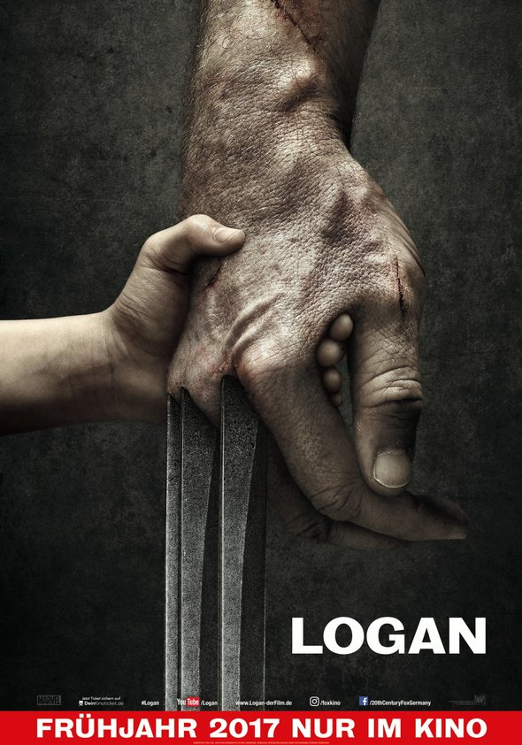 Logan - The Wolverine Poster