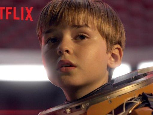 """""""Lost in Space"""": Erste Bilder aus der neuen Netflix-Serie"""
