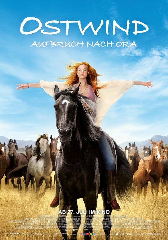 Plakat: OSTWIND - Aufbruch nach Ora -