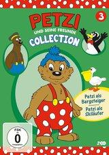 Petzi und seine Freunde Collection 3 - Petzi als Bergsteiger / Petzi als Skiläufer Poster