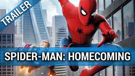 Spider-Man Homecoming - Trailer Poster