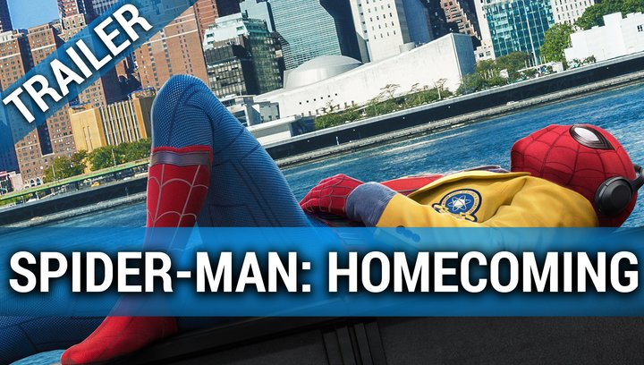 Spider-Man Homecoming - Trailer 3 Poster