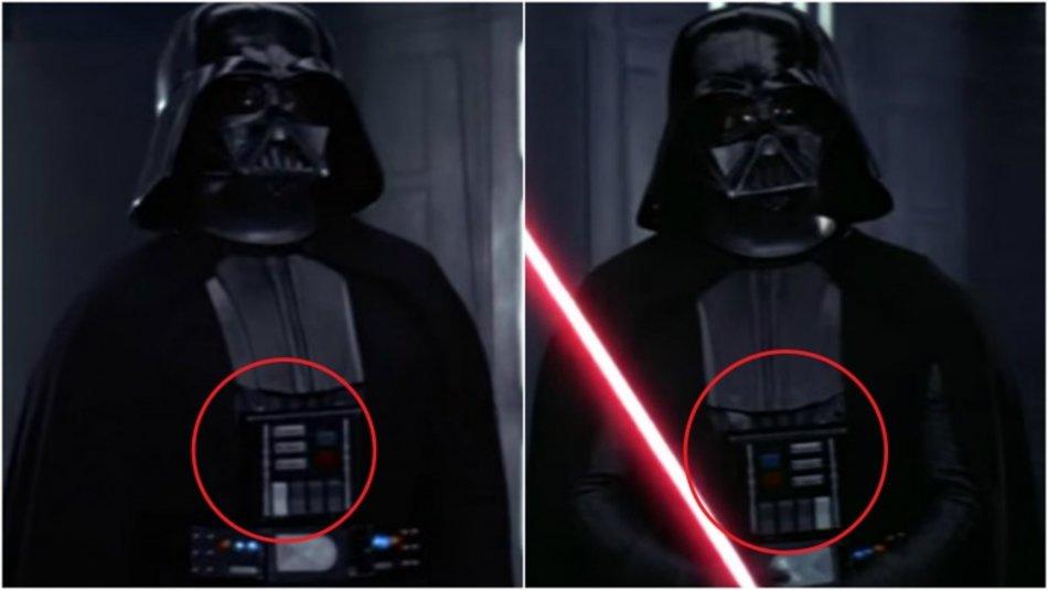 Star Wars Dreharbeiten
