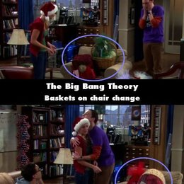 """The Big Bang Theory - """"The Big Bang Theory"""": 10 Fehler, die uns noch nie aufgefallen sind (#5) Poster"""