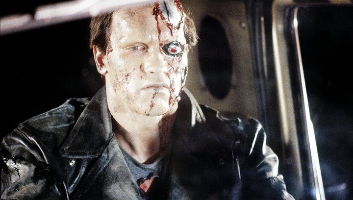 Terminator - OV-Trailer Poster
