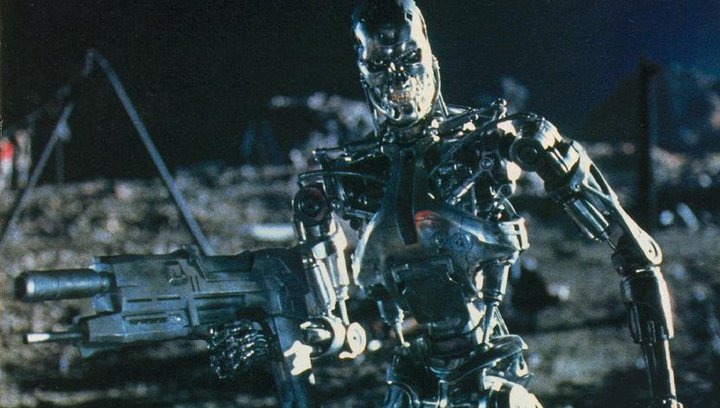 Terminator 2 - Tag der Abrechnung - OV-Trailer Poster