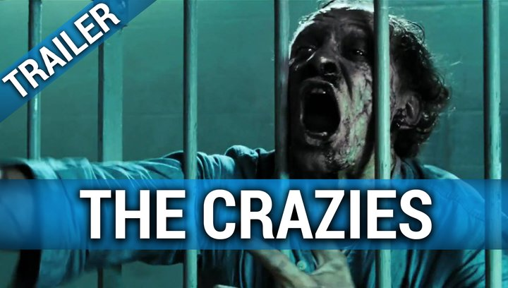 The Crazies (BluRay-/DVD-Trailer) Poster
