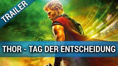 Thor 3: Tag der Entscheidung Trailer