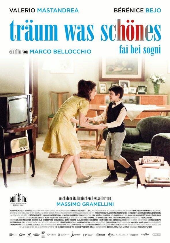 Träum was Schönes - Fai bei sogni Poster