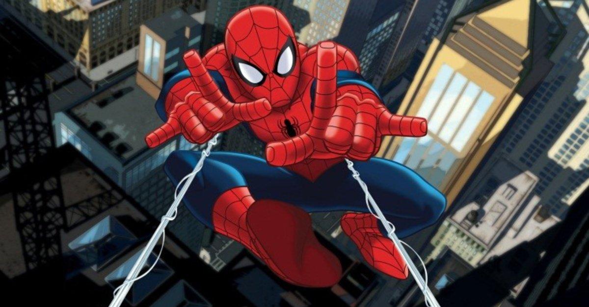 serien stream der ultimative spider man