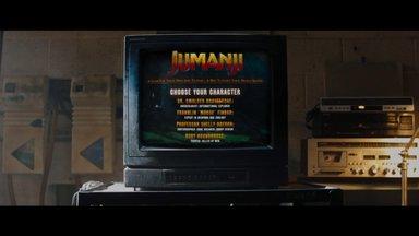 Jumanji: Willkommen im Dschungel Trailer